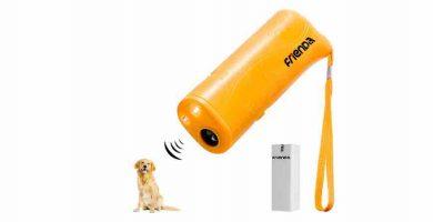Ahuyentador de perros por ultrasonidos