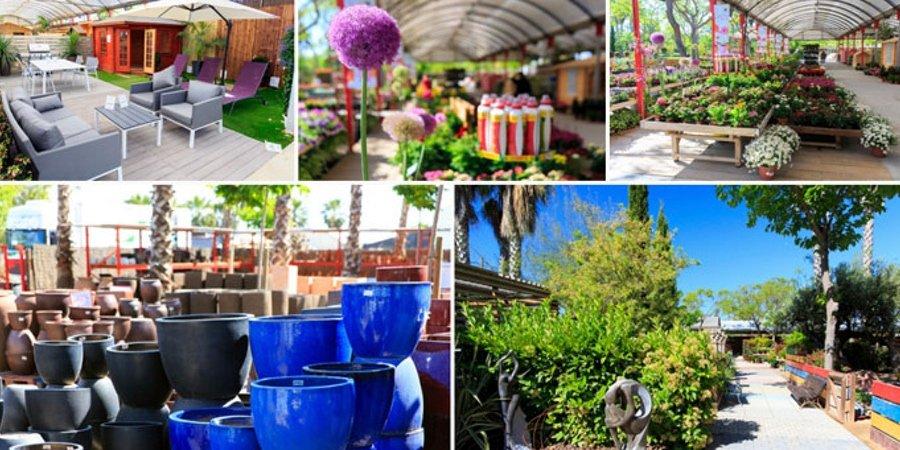 Tienda de jardineria Bordas Garden en Barcelona