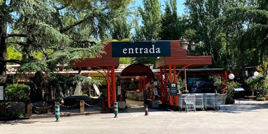 Tienda de jardinería Los Peñotes en Madrid