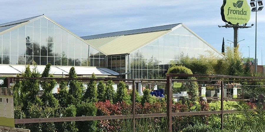 Tienda de jardinería fronda en Madrid